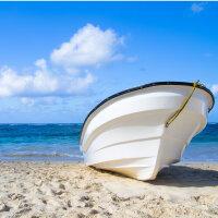 Set zum Bootsbau und Bootsreparatur aus Polyesterharz
