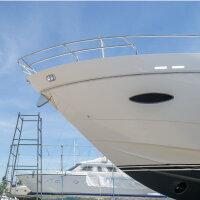 Set zum Bootsbau und Bootsreparatur aus Epoxidharz