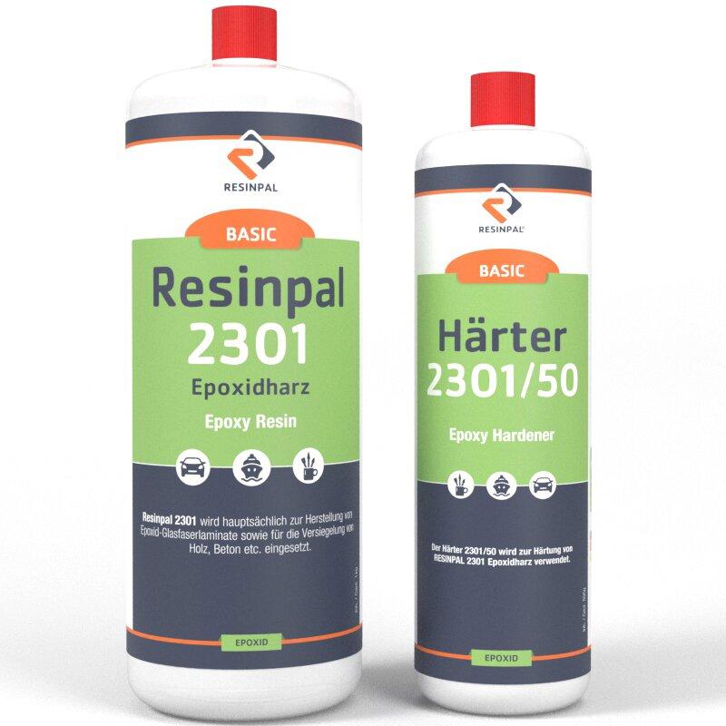 Relativ Epoxidharz Resinpal 2301 + Härter, 18,99 € ME36