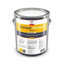 10 kg Polyester Topcoat Resinpal 1305-H + 200 g Härter