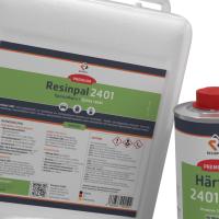 10 kg Epoxy Resin Resinpal 2401 + 2,5 kg Hardener-90 Minutes