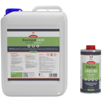 20 kg Epoxidharz Resinpal 2401 + 5 kg Härter-60 Minuten