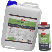 20 kg Epoxy Resin Resinpal 2401 + 5 kg Hardener-90 Minutes