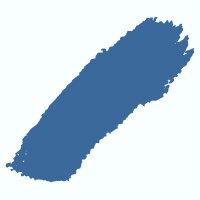 Polyester Farbpaste Taubenblau (RAL 5014)