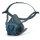 Half Mask Easylock 7000 medium