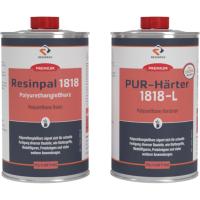 10 kg Polyurethan Gießharz Resinpal 1818 - 6 Minuten Härter