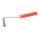 Langrillen-Entlüftungsroller 100 x 21 mm
